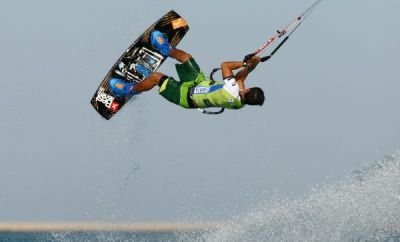 Red Sea Kitesurf World Cup 2014.