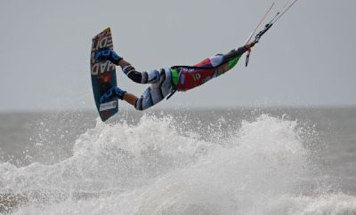 Kitesurf World Cup St. Peter-Ording 2014.