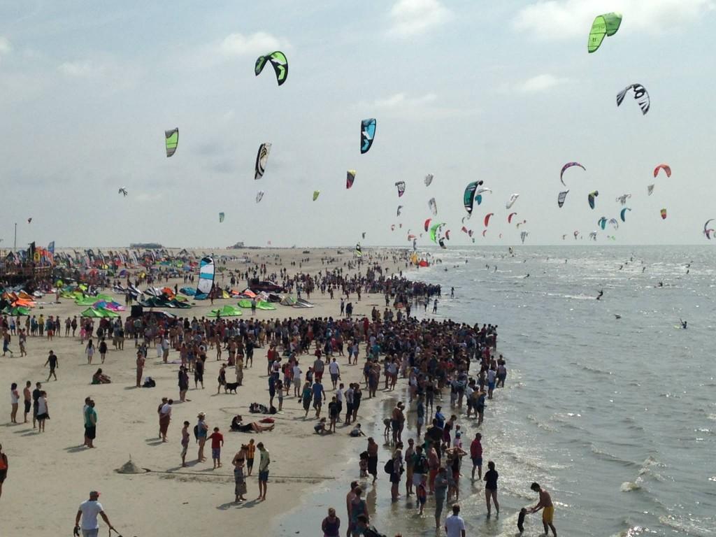 Kitesurf World Cup St. Peter Ording